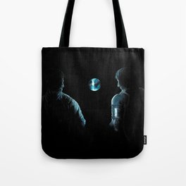 Take Me Back to the Start Tote Bag