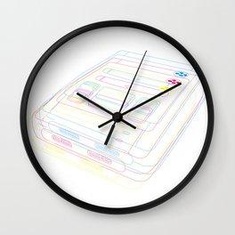SNES Gaming Wall Clock