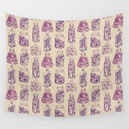 Strange Jars Wall Tapestry