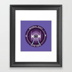 Imperial Navy Framed Art Print