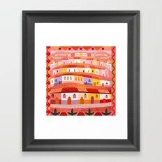 Little Sonora (Square) Framed Art Print