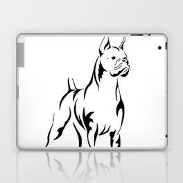 Boxer Tribal Laptop & iPad Skin