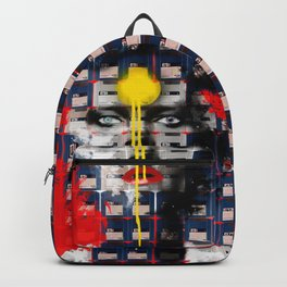 Disk Head 1 Backpack
