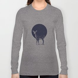 Snow Flake Long Sleeve T-shirt