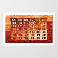 Our Fathers Fathers Art Print