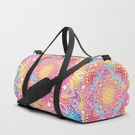 Madala Ombre Colorful Duffle Bag