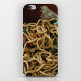 Asia Noodles iPhone Skin