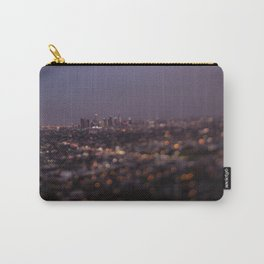 Angel City Lights (L.A. at Night) Carry-All Pouch