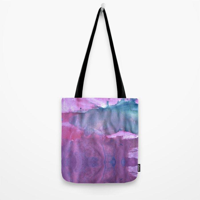 blurred Tote Bag