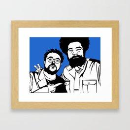 Giggles & Music Framed Art Print