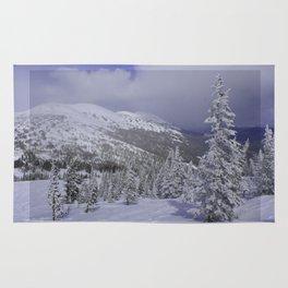 Winter day 11 Rug