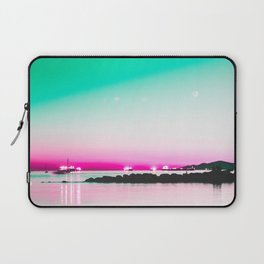 The Pink Hour Laptop Sleeve