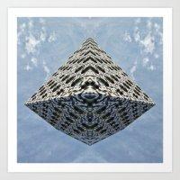 polka dot Art Prints featuring Polka-Dot by Joseph Morningstar