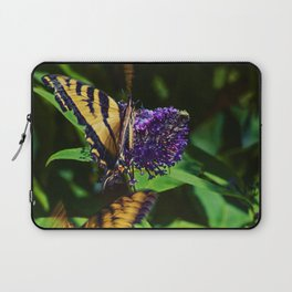Swallowtails in the Bush Laptop Sleeve