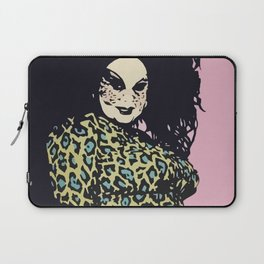 Dawn Davenport DIVINE John Waters FEMALE TROUBLE Laptop Sleeve