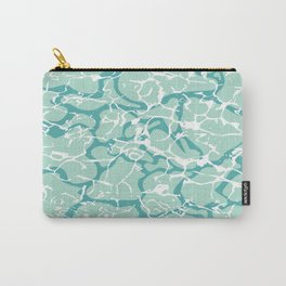 Water Camo Carry-All Pouch