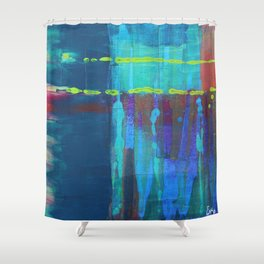 Sweet madness Shower Curtain