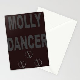 Molly Dancer Stationery Cards