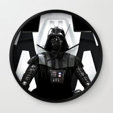 Dark Vador Wall Clock