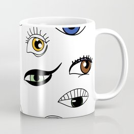 Eye game Coffee Mug