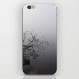 Foggy Lake 2.0 iPhone Skin