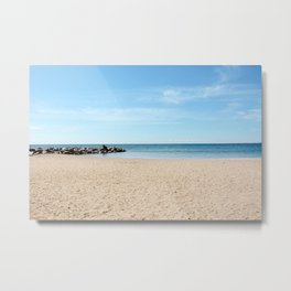AFE Kew-Balmy Beach 3 Metal Print