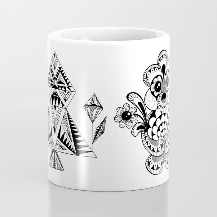 Odd Couple - Valentine's day musings Coffee Mug