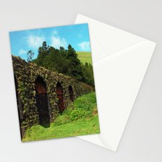 Aqueduct and pastures Stationery Cards