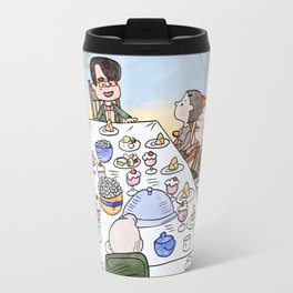 A Max Fischer Thanksgiving Travel Mug