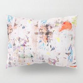 Lick wall Pillow Sham