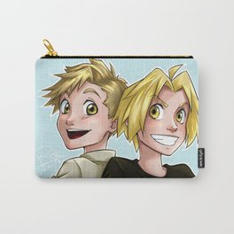 Edward & Alphonse Elric Carry-All Pouch
