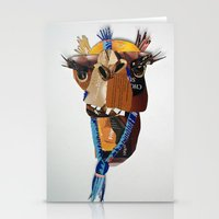 camel Stationery Cards featuring Camel by Ruud van Koningsbrugge
