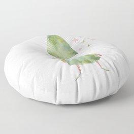 Bird Elf Floor Pillow