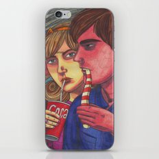 Snakeface iPhone & iPod Skin
