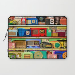 The Golden Age of Radio Laptop Sleeve