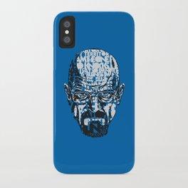 Heisenberg Quotes iPhone Case