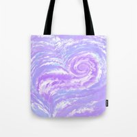 psych Tote Bags featuring Psych Tentacle by Vee D Alexx