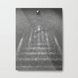 Billiards Metal Print