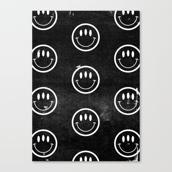 3rd eye (dark) Canvas Print