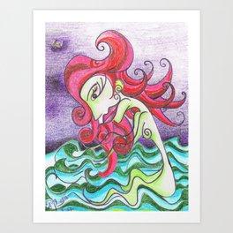 pez Art Print