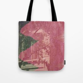 feeling pink on chapel street Tote Bag