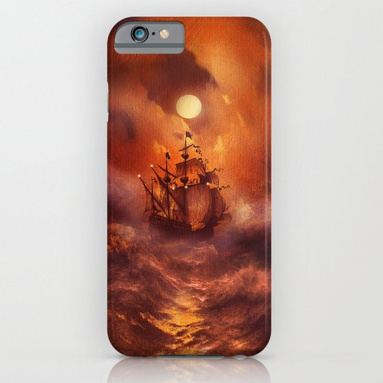 Perfect storm. iPhone & iPod Case