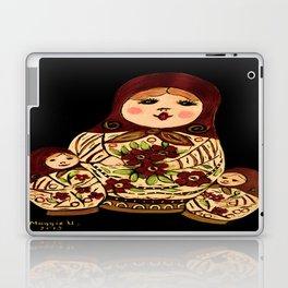 Russian dolls 2 / warmer colors  Laptop & iPad Skin