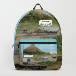 Travels with Kids Oregon Trail Theme Backpack