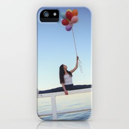 Balloons I iPhone Case