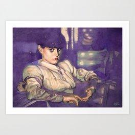 Rachael Art Print