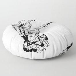 Krueger glove Floor Pillow