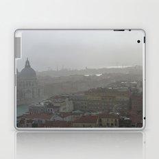 Venice sun and mist Laptop & iPad Skin