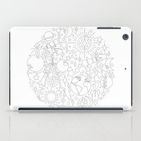 astronomy iPad Cases featuring Astronomy by Jordan Moyer