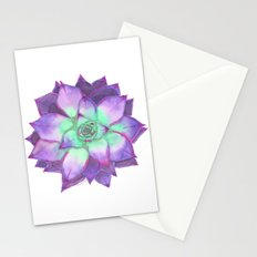 Sovereign Succulent Stationery Cards